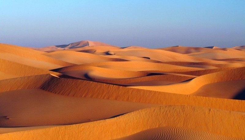 Le energie rinnovabili potrebbero far fiorire il deserto del Sahara
