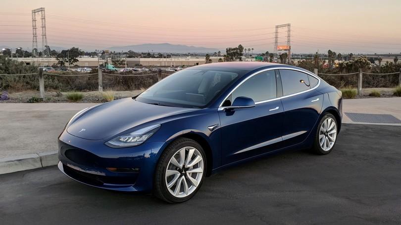 Auto elettriche: le 3 più vendute nel 2018
