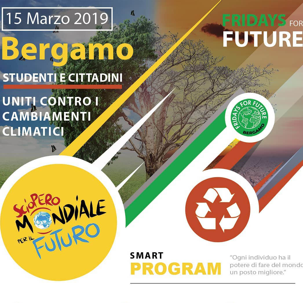 Sciopero globale per il clima: intervista a Gianluigi Piccinini e a Cecilia Bergamasco