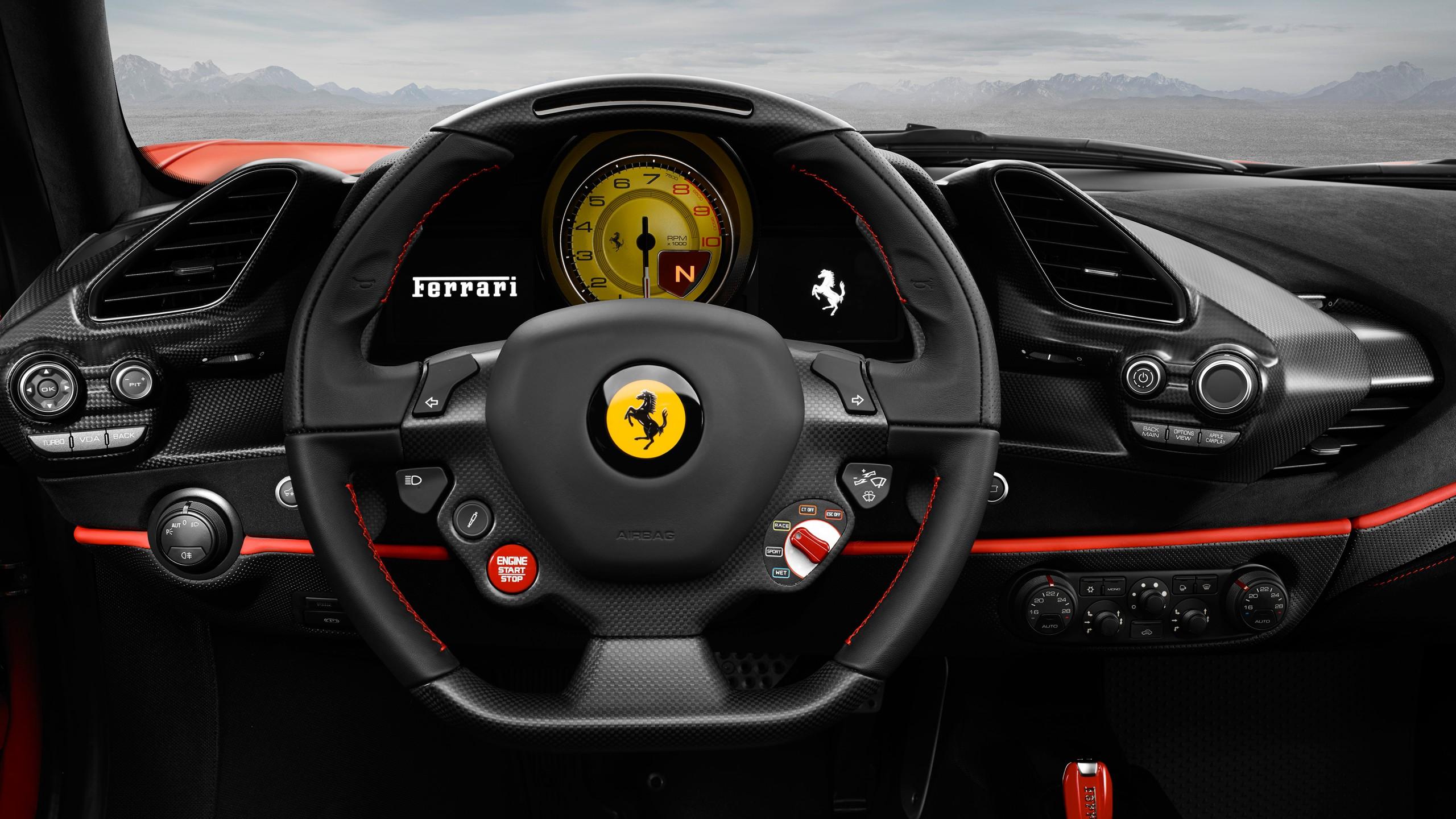 Ferrari: a maggio il primo modello ibrido!